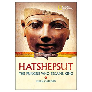 Hatshepsut: The Princess Who Became King - Hardcover