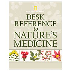 Desk Reference to Nature's Medicine - Hardcover, 2006