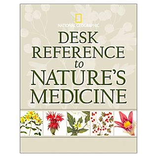 View Desk Reference to Nature's Medicine - Hardcover image