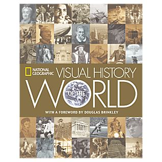 View National Geographic Visual History of the World image