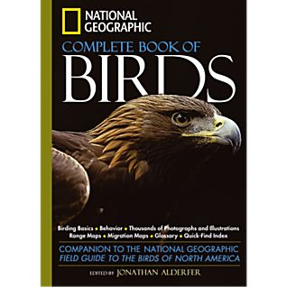 National Geographic Complete Book of Birds - North America