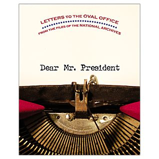 View Dear Mr. President - Hardcover image