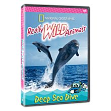 Really Wild Animals: Deep Sea Dive DVD