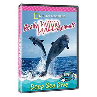 View Really Wild Animals: Deep Sea Dive DVD image