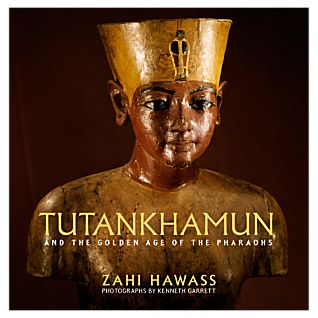 Tutankhamun and the Golden Age of Pharaohs Souvenir Book