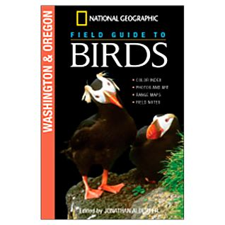photo: National Geographic Field Guide to Birds: Washington & Oregon plant/animal identification guide