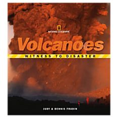 Books on Volcanoes for Kids