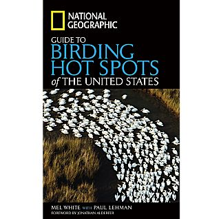 photo: National Geographic Guide to Birding Hot Spots of the United States