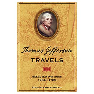 Thomas Jefferson Travels - Hardcover
