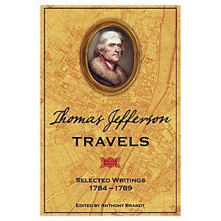 Thomas Jefferson Travels - Hardcover