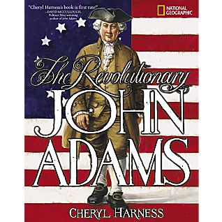The Revolutionary John Adams - Softcover