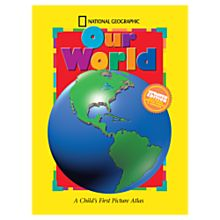 Atlas Book for Geography