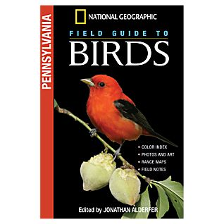 photo: National Geographic Field Guide to Birds: Pennsylvania plant/animal identification guide