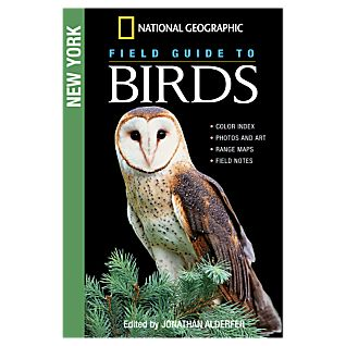 photo: National Geographic Field Guide to Birds: New York plant/animal identification guide