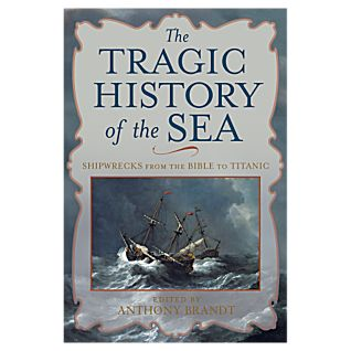 View Tragic History of the Sea - Hardcover image