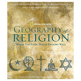 View Geography of Religion - Softcover image