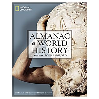 View Almanac of World History - Softcover image