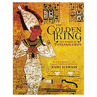View The Golden King: The World of Tutankhamun image
