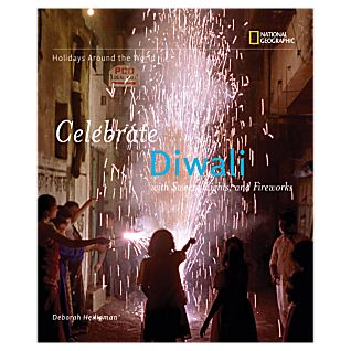 Celebrate Diwali - Hardcover