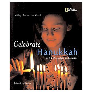 Celebrate Hanukkah - Hardcover