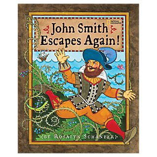 John Smith Escapes Again