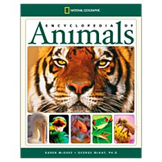 Geographic for Kids Animals Book