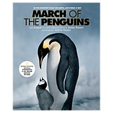 March of the Penguins Book