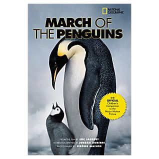 March of the Penguins Kid's Book