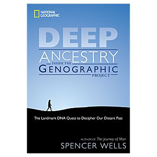 Deep Ancestry: Inside the Genographic Project - Hardcover