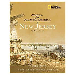 New Jersey 1609-1776