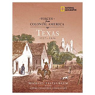 Texas 1527-1836
