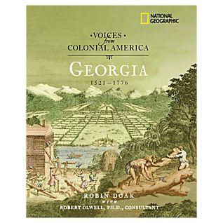 Georgia 1521-1776