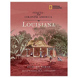 Louisiana 1682-1803