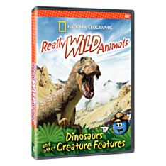 Really Wild Animals: Dinosaurs and Other Creature Features DVD