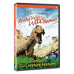 View Really Wild Animals: Dinosaurs and Other Creature Features DVD image
