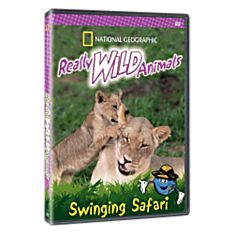 Really Wild Animals: Swinging Safari DVD - 0792236203