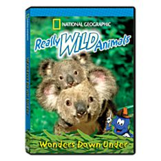 Really Wild Animals: Wonders Down under DVD, 2005