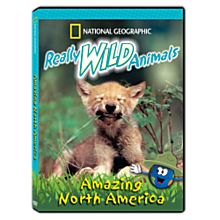 Animals of North America DVD