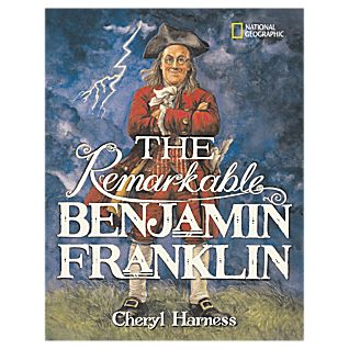 The Remarkable Ben Franklin - Hardcover