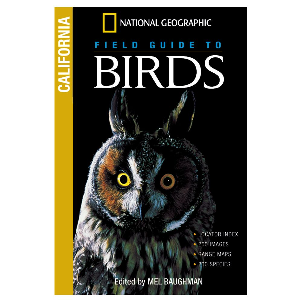 photo: National Geographic Field Guide to Birds: California