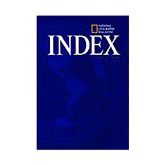 National Geographic 1996 Annual Index