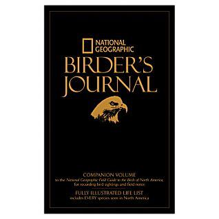 National Geographic Birder's Journal