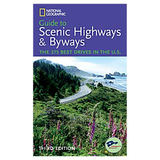 View National Geographic Guide to Scenic Highways and Byways, 3rd edition - Softcover image