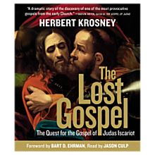 The Lost Gospel - Audio CD - 9781426200571