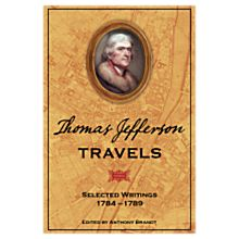 Thomas Jefferson Travels - Softcover