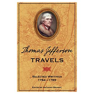 View Thomas Jefferson Travels - Softcover image