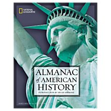 National Geographic Almanac of American History - Softcover