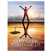 God Grew Tired of Us - Hardcover - 9781426301141