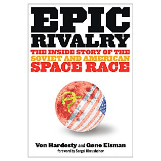 View Epic Rivalry - Hardcover image