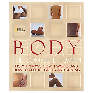 View Body: The Complete Human - Hardcover image
